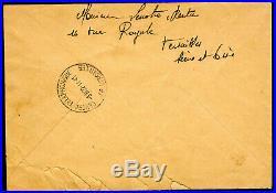 1941 Lettre PIECE UNIQUE voir descriptif
