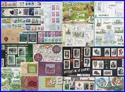 2011 FRANCE Tous les TIMBRES de l'Année NEUFS LUXE 104 timbres année complète