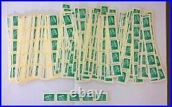 500 Lettre verte permanente faciale 970