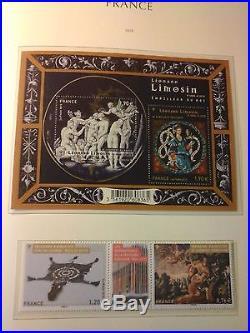 Années Complètes Luxe 1933/37/38 Et 1940 À 2015 Dans 7 Albums Leuchtturm