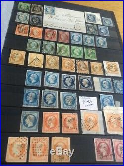 À VOS OFFRES! 342 FRANCE collection timbres classiques dt 2 5 6 33 Bordeaux