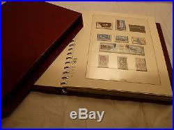 B57-Album Philatélie TAAF de 1948 à 2001