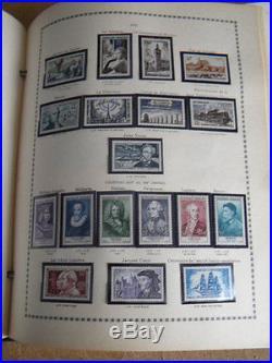 Bel album timbres FRANCE NEUFS années 1940-1985