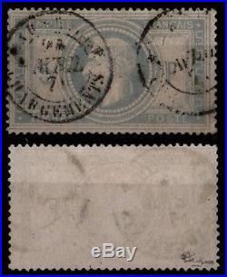 CAD Chargements sur Variété NAPOLÉON 33Ad = Cote 1.750 / Lot Classique France