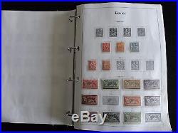 Collection Fr 1871 A 1976 Neufs Album Societe Des Philatelistes, Forte Cote