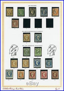 COLLECTION QUASI COMPLETE DE CLASSIQUE DE FRANCE DU N°1 AU N°60 N°6 18 et 33