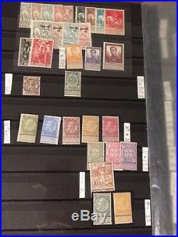 COLLECTION Vienna LOT-2 timbres de Belgique France Suisse classiques & modernes