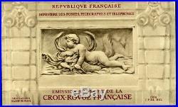 Carnet Croix rouge 1952