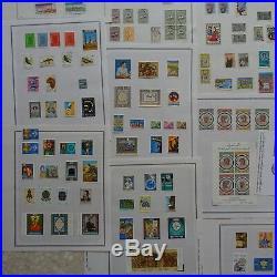 Collection De Timbres Algérie Neufs Et Oblitérés