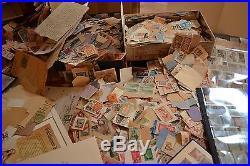 Enorme vrac de france et colonies a trier faciale 200 euros classique 10 KILOS