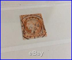 FIN DANNÉE LOT 100 FRANCE collection timbres albums dt n°5 bloc 2 & 3 257A CA