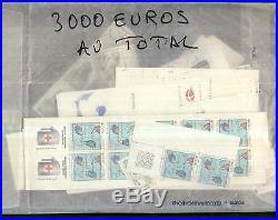 FRANCE. 1500 euros de faciale nette 1000 euros