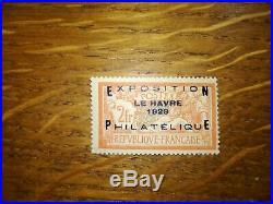FRANCE EXPOSITION DU HAVRE N° 257A Neuf xx Signé Calves TTB