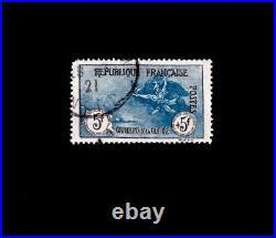 FRANCE Obl n° 155 / USED / AU PROFIT DES ORPHELINS / SIGNE SCHELLER