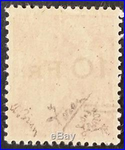 FRANCE PA 1928. N°3, 10FR sur 90C NEUF X QUASI XX SUPERBE SIGNE 4200 E1
