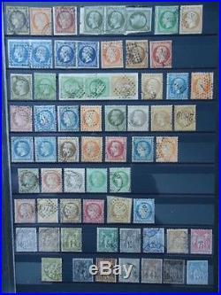 FRANKREICH FRANCE 1850/1990 Sammlung gestempelt gut besammelt ab Klassik! °P