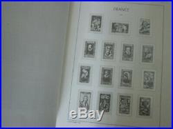 France Album Recharges Leuchtturm Pochettes Transparentes 1849/2004 + Fc