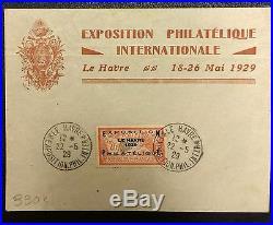 France N° 257 A Exposition Du Havre 1929 TTB Centrage Et Qualité Côté 875 + 60%