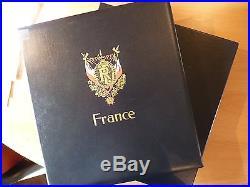France collection 1932-1959 dans un album Davo. Enorme cote