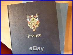 France collection 1987-2000 dans un album Davo. Faciale 2859 Ffr = 435 euro's