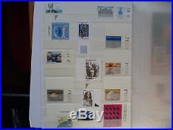 France collection timbres des années 2006-2008. Valeur faciale 181 euros