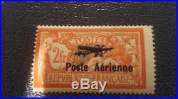 France, lot de la poste aérienne, neufs, neuf, obliteré. Cote 1037 Euros