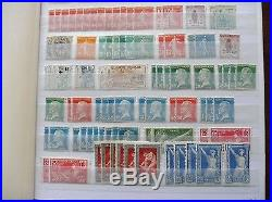 £££ France stock de timbres 1900 à 1959 MH cote 8300 euros
