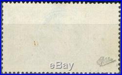 France, timbre N° 33, oblitéré étoile, signé Calves