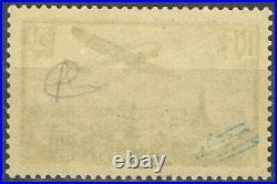 France, timbre Poste Aérienne N° 14a neuf, TB, signé Calves