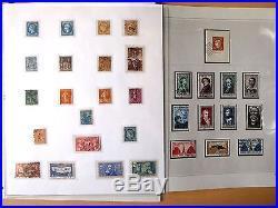 KLASSE Sammlung FRANKREICH Gestempelt Schwerpunkt 1945 1961