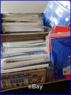 LOT ÉTOILE-97 FRANCE GIGA lot de blocs souvenirs & émissions communes Francs