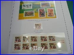 LOT SOUS FACIALE EN ALBUM YVERT SUPRA 2000/2005, FACIALE 645