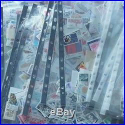 Lot Timbres-poste En Francs, 5351 De Faciale