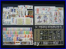 LOT timbres NEUFS FRANCE en Francs pour courrier Faciale 2233 Fr (340)