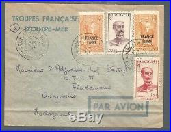 Lettre Taaf Iles St Paul Et Amsterdam Used 31/12/1951