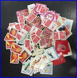 Lot 1 de faciale 500 timbres TVP (Lettre Prioritaire 20g) pour Affranchissement