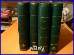 Lot D Album Leuchtturm Pour Timbres De France De 1849 A 2002 / Voir Detail