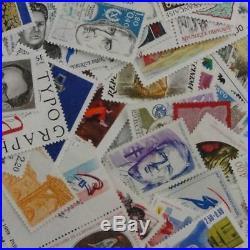 Lot FRANCE timbres neufs FACIALE 300 pour 199,89 LIVRAISON GRATUITE