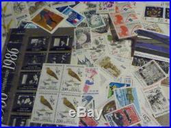 Lot FRANCE timbres neufs valeur FACIALE 160! Pour affranchissement permanent