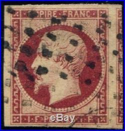Lot N°272b France N°18 Oblitéré Qualité TTB