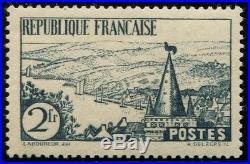 Lot N°2793 France N°301A Ardoise Neuf Qualité TB