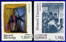 Lot N°3103 France Autoadhésif N°222 et 224 Neuf LUXE