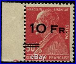 Lot N°3118a France Poste Aérienne N°3 Neuf Qualité TB