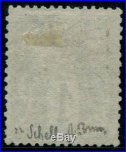 Lot N°808a France N°84 Bleu de Prusse Oblitéré Qualité TB