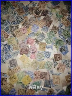 Lot Timbre En Vrac. 15 Kg. Circa. Départ A Un Euro. Offre Directe Possible