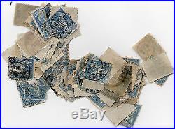 Lot de 15cts bleus type2 sages