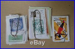 Lot de 30 timbres neufs validité permanente lettre verte