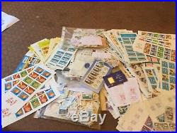 Lot de timbres Valeur faciale 2500 a 50% surtaxe non compte