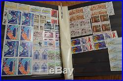 Lot timbres France album avec faciale de 1114 euros