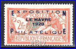 N° 257A Neuf LUXE signé CALVES COTE= 1600 euros